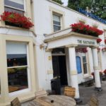 close up of the salthouse pub