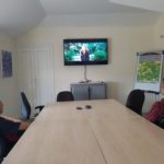 office meeting room at the salthouse pub