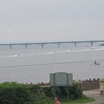 sea view of pier from the salthouse pub