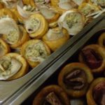 yorkshire puddings with chicken and stuffing
