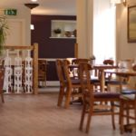 inside of the salthouse restaurant